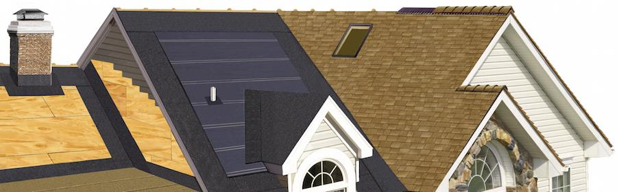 DFW Best Roofing complete roofing system