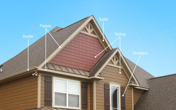 Melissa siding roofing