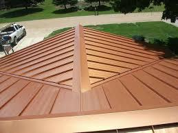 Copper Roofing Construction Services