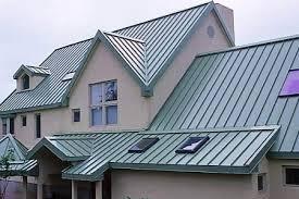 Galvalume Steel Roofing Installation