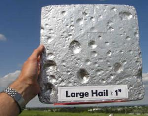 hail damage