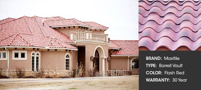 mansfield tile roof tx