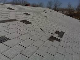 missing shingle repair