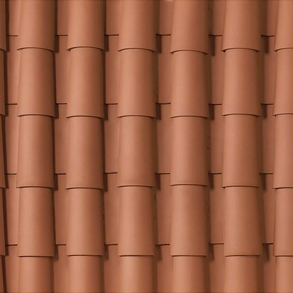 boral clay tile red