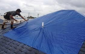 Delightful Emergency Roof Tarp