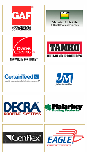 Roofing Brands